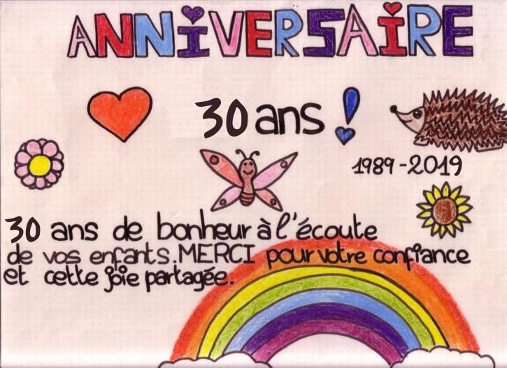 Montessori bilingual school - 30 years